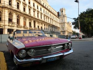 classic car in Havana, Cuba - Cuba Cultural Trips