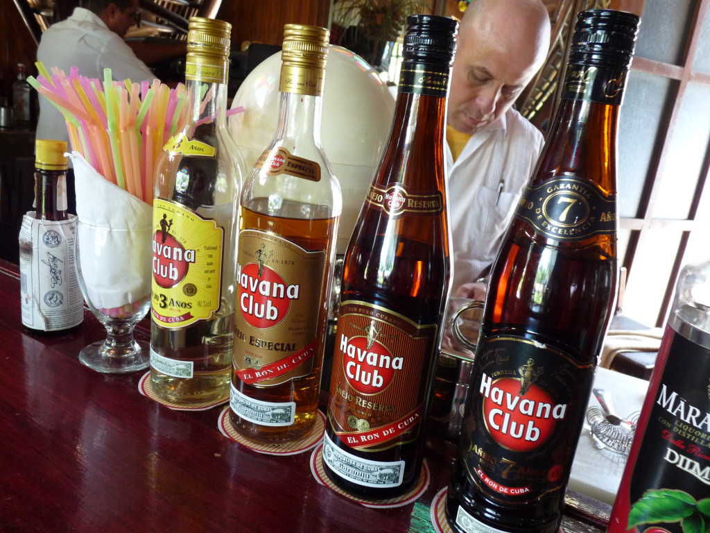 Cuban rum - Cuba Cultural Trips