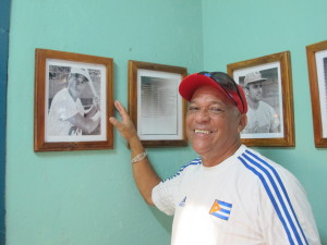 Rigoberto Rosique, legendary Cuban baseball player - Cuba Cultural Trips