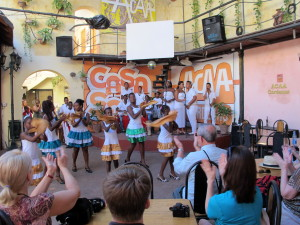 Rumba kids dancing at Matanzas, Cuba - Cuba Cultural Trips