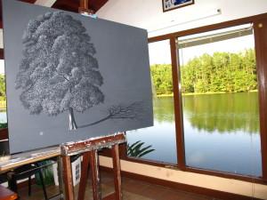 Artists studio in Las Terrazas – Sierra del Rosario Biosphere Reserve, Cuba