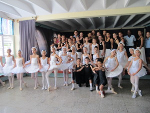 ballet in Matanzas, Cuba - Cuba People-to-People Educational Exchange
